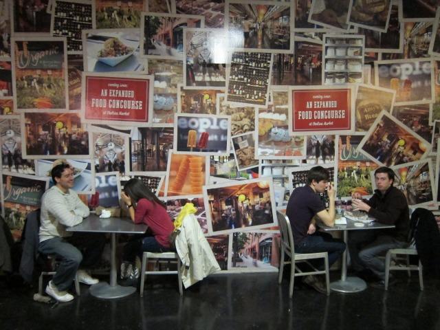 Chelsea Market Food Court