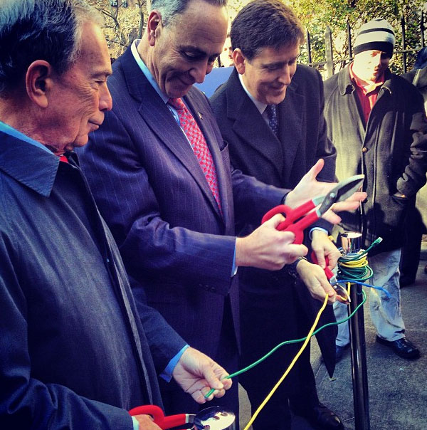 Google Announces Free WiFi in Chelsea
