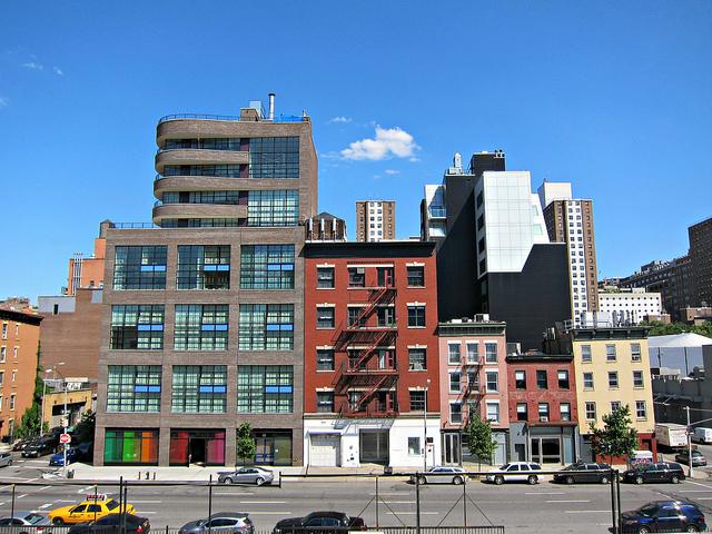 Chelsea Apartment Buildings