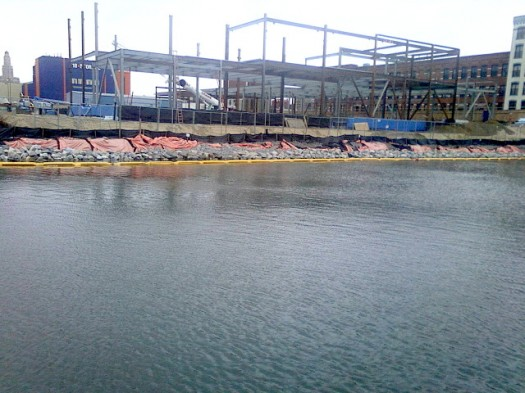 Whole Foods Under Construction in Gowanus, Brooklyn