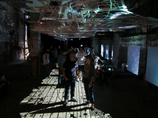 Imagining the Lowline Exhibition