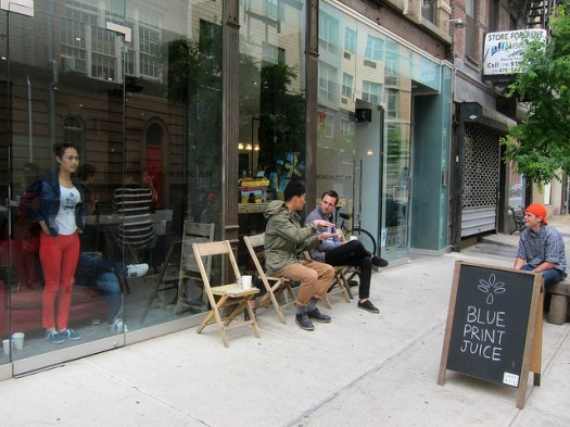 Lost Weekend Coffee (and Surf!) Shop in the Lower East Side