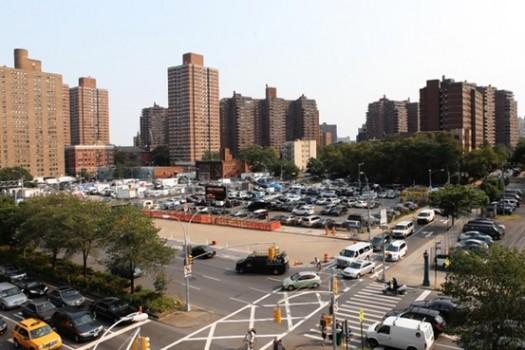 Seward Park in Downtown Manhattan (Lower East Side)