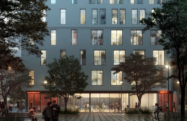 Manhattan Micro Apartments in Kips Bay