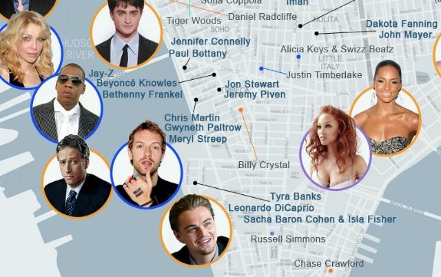 Manhattan-rental-apartments-star-maps-tribeca