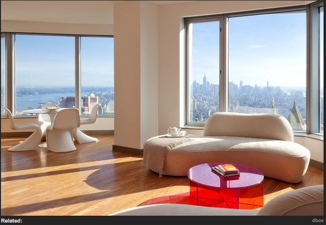 New York by Gehry Luxury Rental Apartment in NYC
