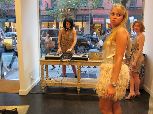 Haute Hippie, Located in Nolita